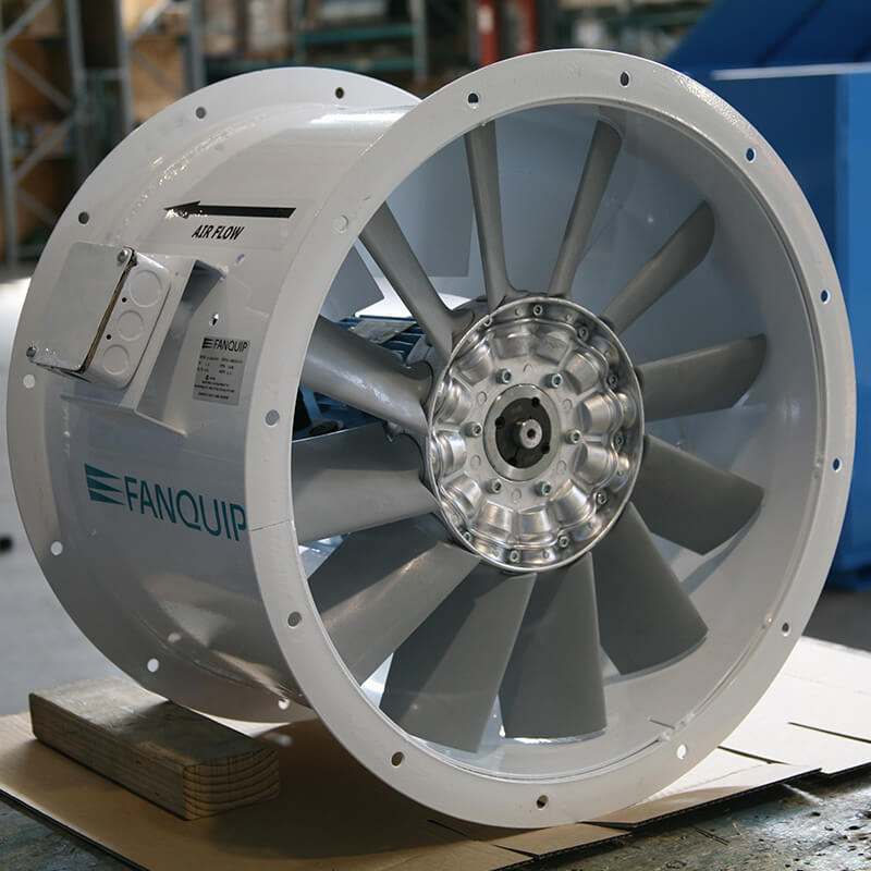 Axial Direct Drive